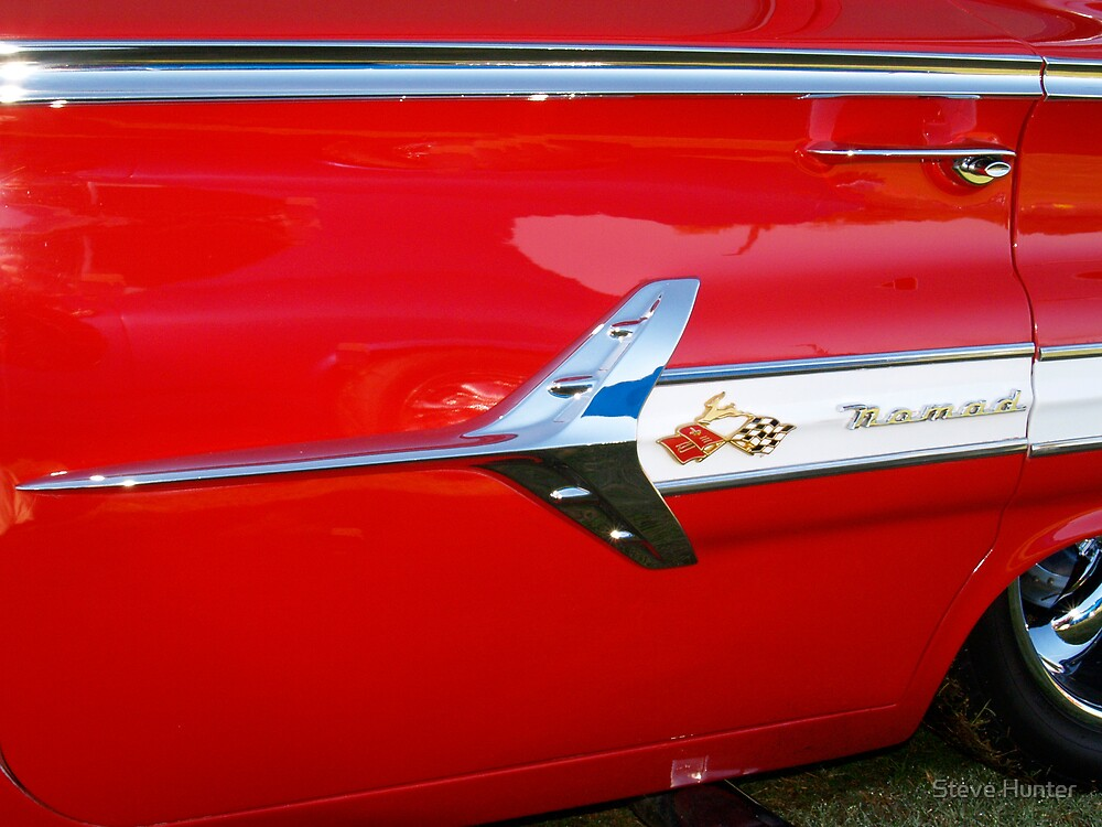 Chevy Nomad by Steve Hunter