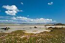 North Uist: Vallay Beach - Traigh Bhalaig by Kasia-D