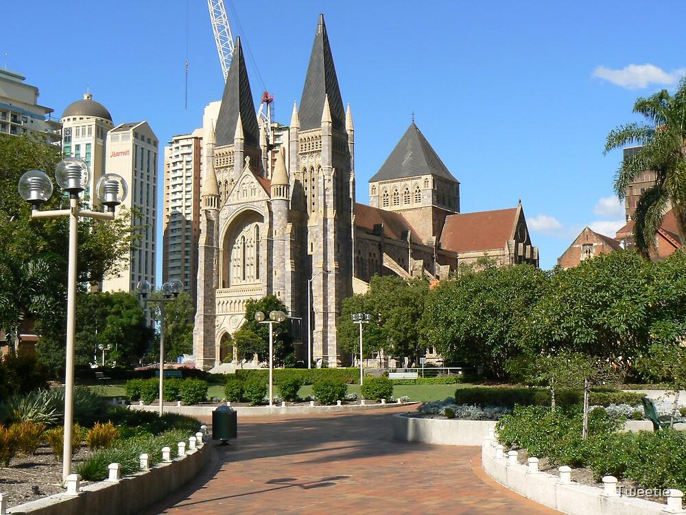 Saint John's Cathedral by Tweetie