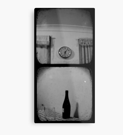 Happy Hour - TTV Diptych Metal Print