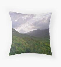 Ardnamurchan Wilderness Throw Pillow