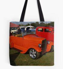 Hot Rods Tote Bag