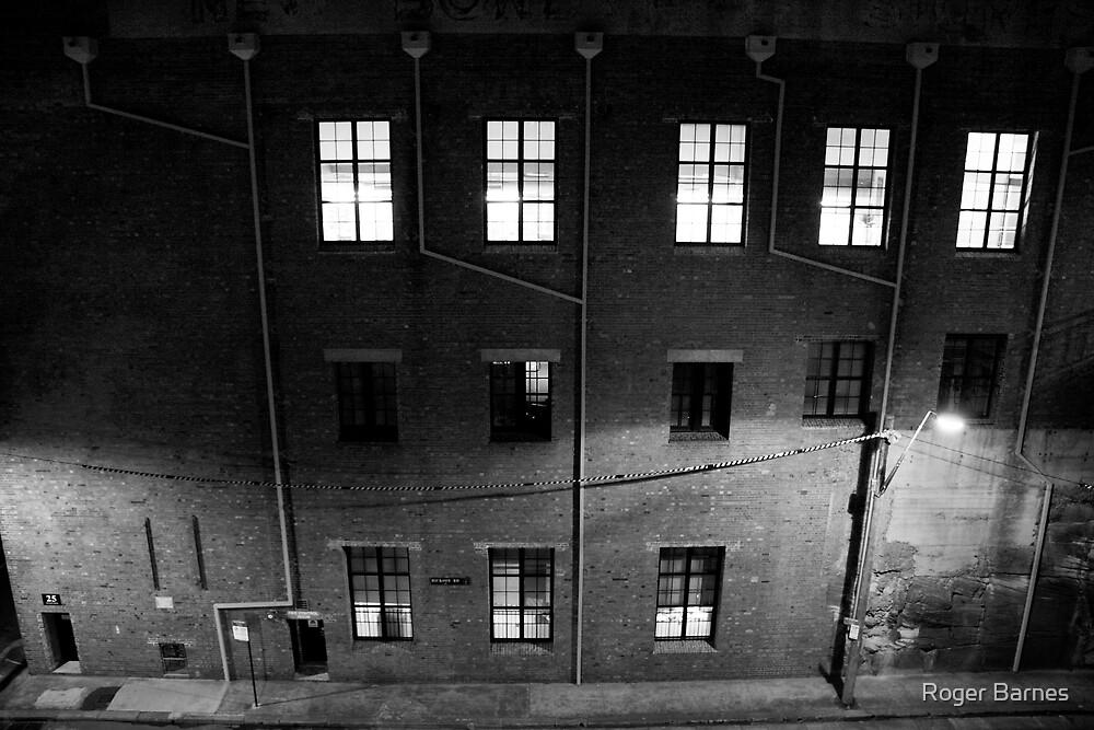 Hickson St, Sydney by Roger Barnes