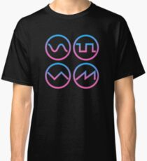 Synth Waveform Synthesizer Classic T-Shirt