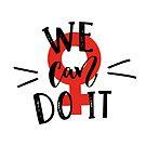 «Podemos hacerlo Versión roja.» de Anna Kutukova
