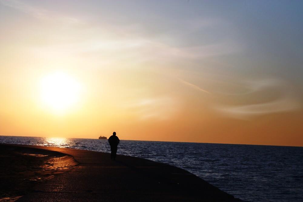 EASTER MORNING SUNRISE MASS by Spiritinme