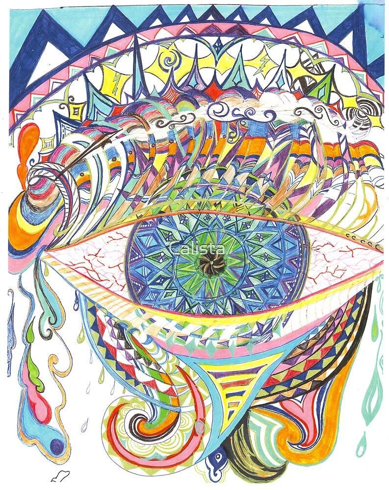 Eye by Calista