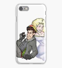 Christmas Past and Present iPhone Case/Skin