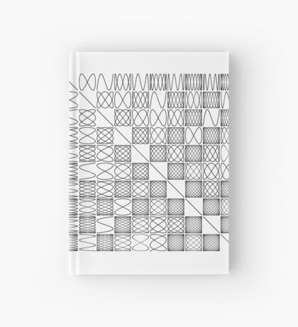 Lissajous VI Hardcover Journal