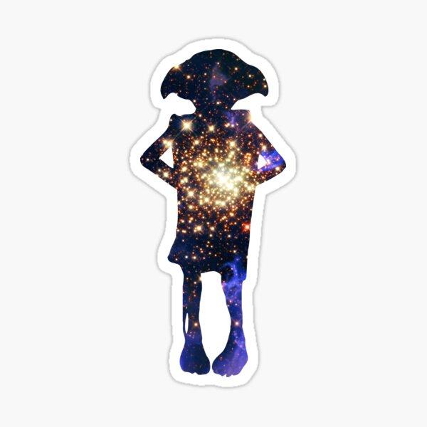 Space Dobby Sticker