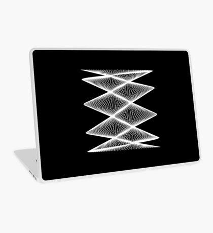 Lissajous XXI Laptop Skin