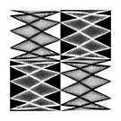 Lissajous XXI by Rupert Russell