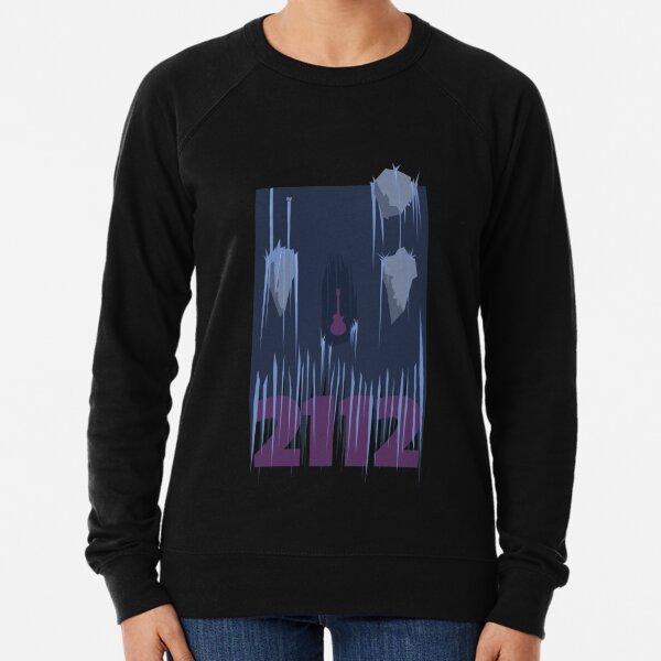 Rush - 2112 Waterfall Lightweight Sweatshirt