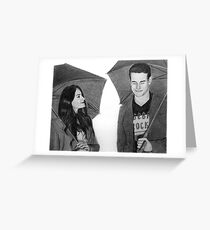 Sizzy. Greeting Card