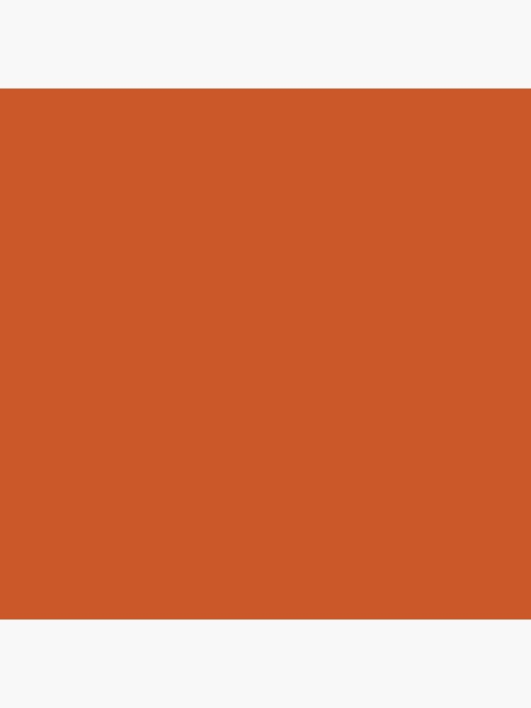 Gebrannte Orange von KinitaDesign