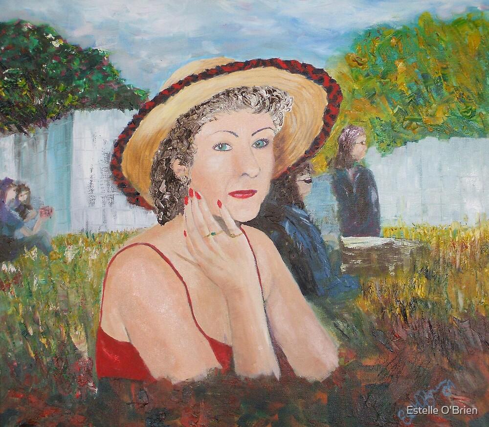 Self Portrait by Estelle O'Brien