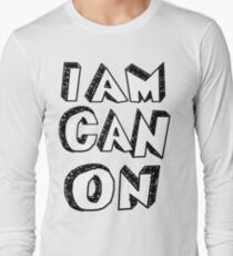 I Am Canon Long Sleeve T-Shirt