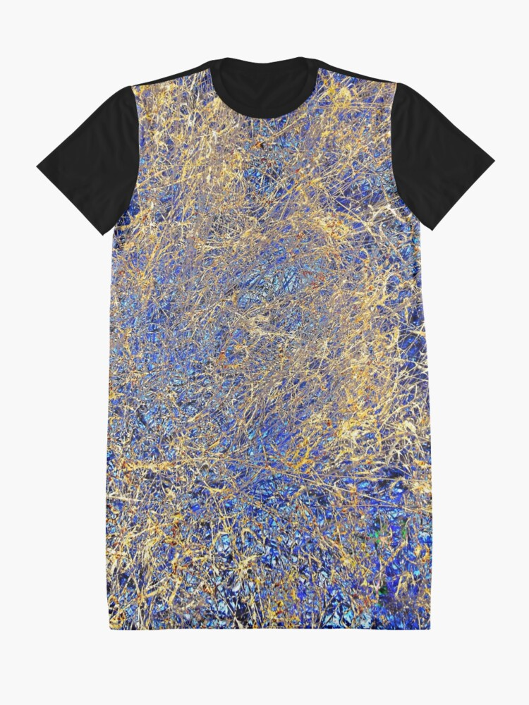 Alternate view of Twigs #12 Graphic T-Shirt Dress