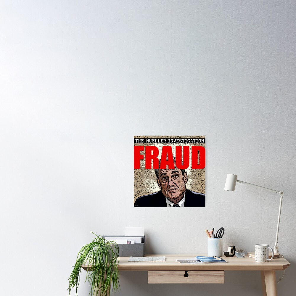 The Mueller Investigation Poster