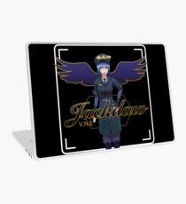 Jackdaw VNE merchandise - Black series Laptop Skin