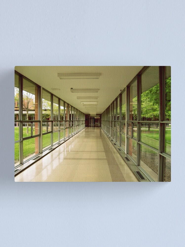 Alternate view of Pathway Canvas Print