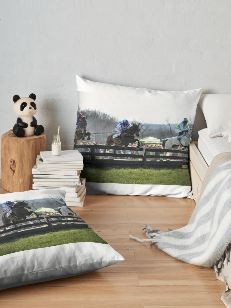 Alternate view of 3 Wide Floor Pillow