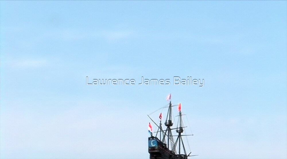 Our Hudson Trip #5 by Lawrence James Bailey