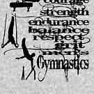 Gymnastics - Men's Gymnastics by Marlo Saucedo
