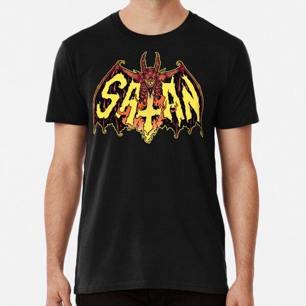 Satan the ultimate anti-hero Premium T-Shirt