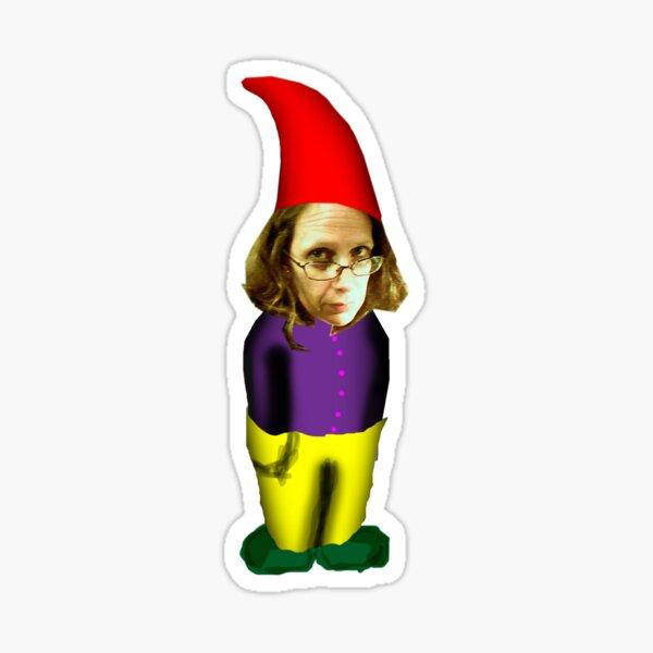 Emma Gnome Sticker