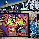 Newtown, Street Art by Shannon Friel