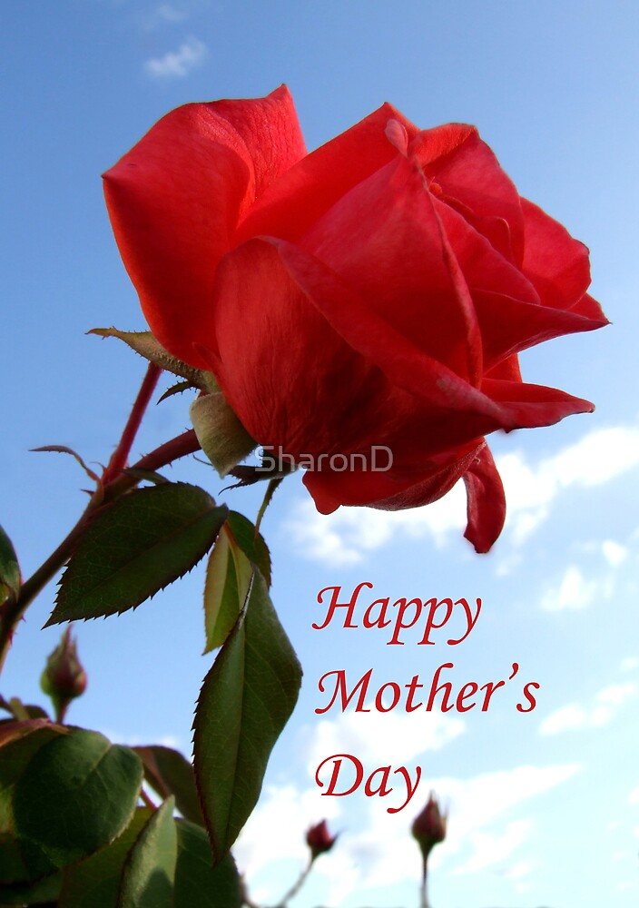 Happy Mother's Day by SharonD