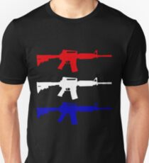 Freedom Guns Unisex T-Shirt