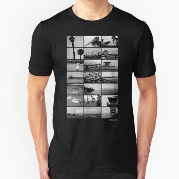 Oceanside Collage Slim Fit T-Shirt