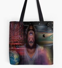 Just another Alienvisitor Tote Bag
