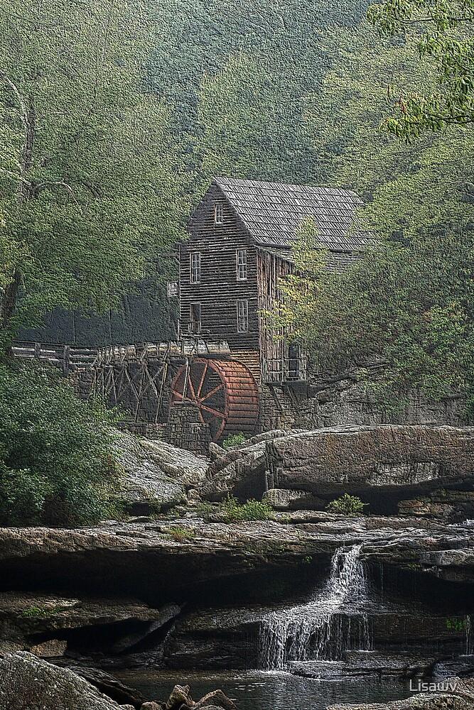 Grist Mill XXIII by Lisawv