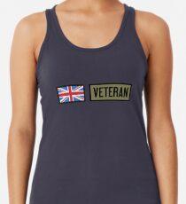British Veteran Women's Tank Top