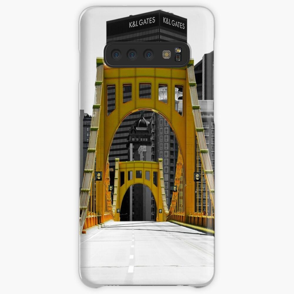 Warhol Hülle & Klebefolie für Samsung Galaxy