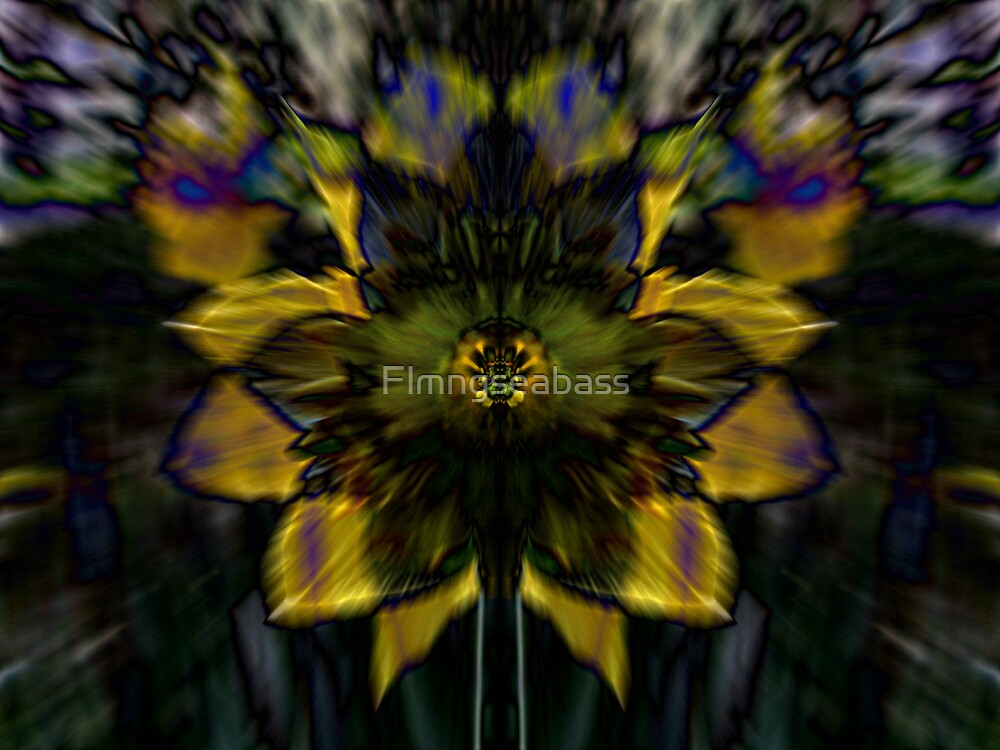 Approaching The Speed Of Daffodil by Flmngseabass