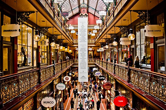 The Strand Arcade Est.1892 by Brett Still