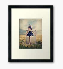 Dream Weaver Framed Print