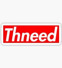 Thneed Sticker