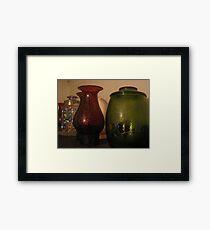 Cookie Jars & Company Framed Print