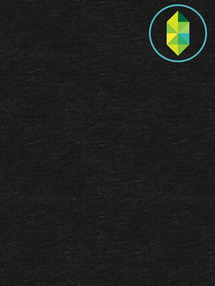 The Sim Supply Logo T-Shirt by jamesturneryt