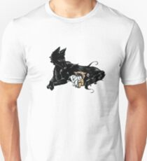 A Boy and his Dogfather Unisex T-Shirt