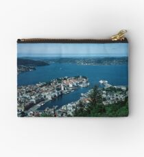 Bergen from Above on funicular Norway 19840611 0011m  Kodachrome Studio Pouch