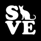 SAVE (cats) by jazzydevil