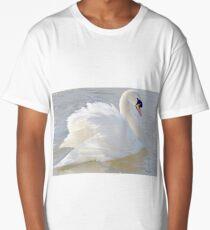 Swan............ Long T-Shirt