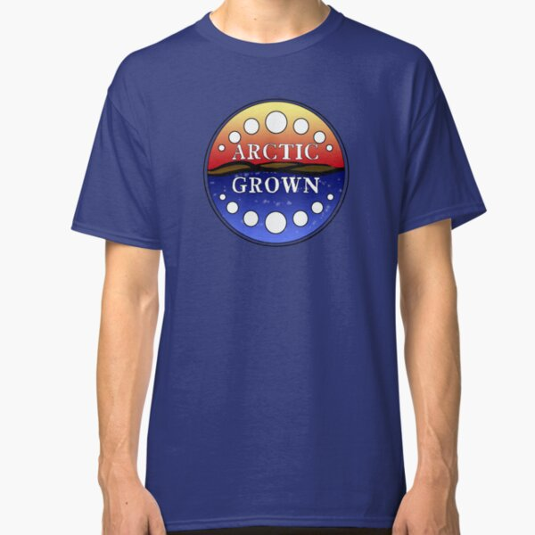 Arctic Grown Classic T-Shirt