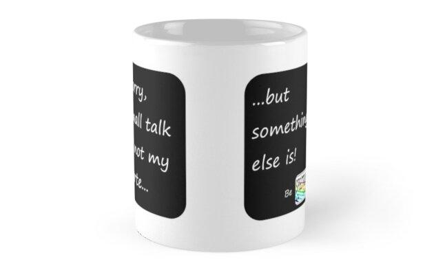 Small talk is not my forte! by Kikinunu1
